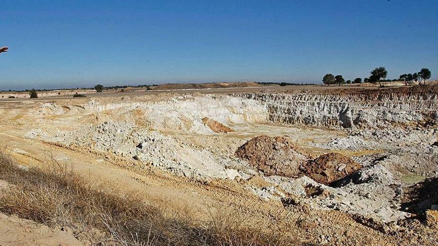 Una explotación de cuarzo en Pereruela prevé producir 10.700 toneladas al año