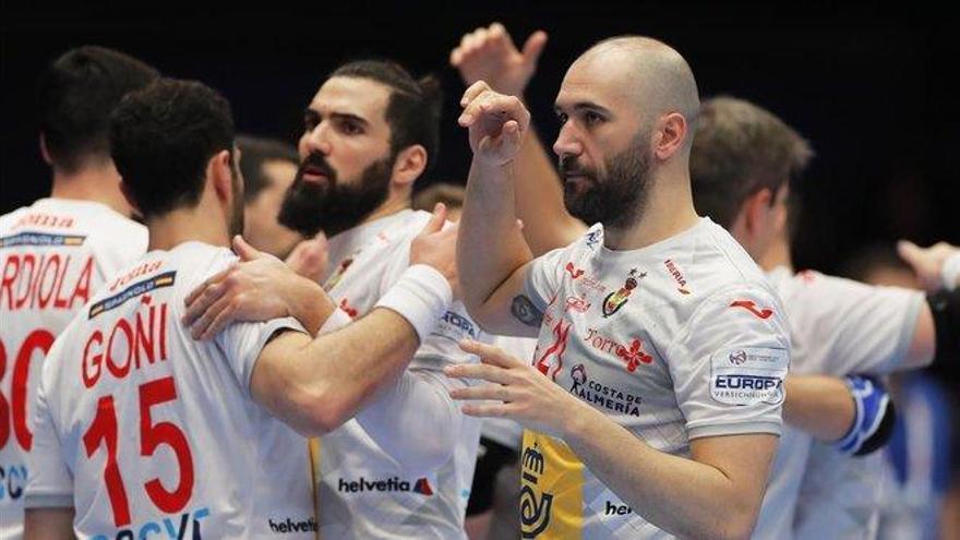 Los 'Hispanos', a semifinales como líderes de grupo
