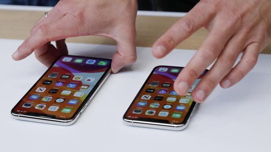 Apple opta por lo clásico con los nuevos iPhone