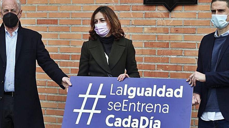 """Elena Tejedor: """"La igualdad debe ser una actitud de los 365 días del año"""""""