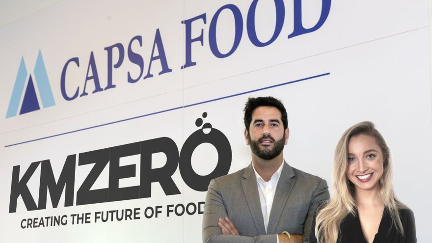 KM ZERO Food y Capsa Food se alían para impulsar startups agroalimentarias
