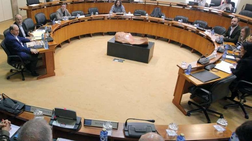 El FROB aún no ha respondido a la comisión de las cajas gallegas