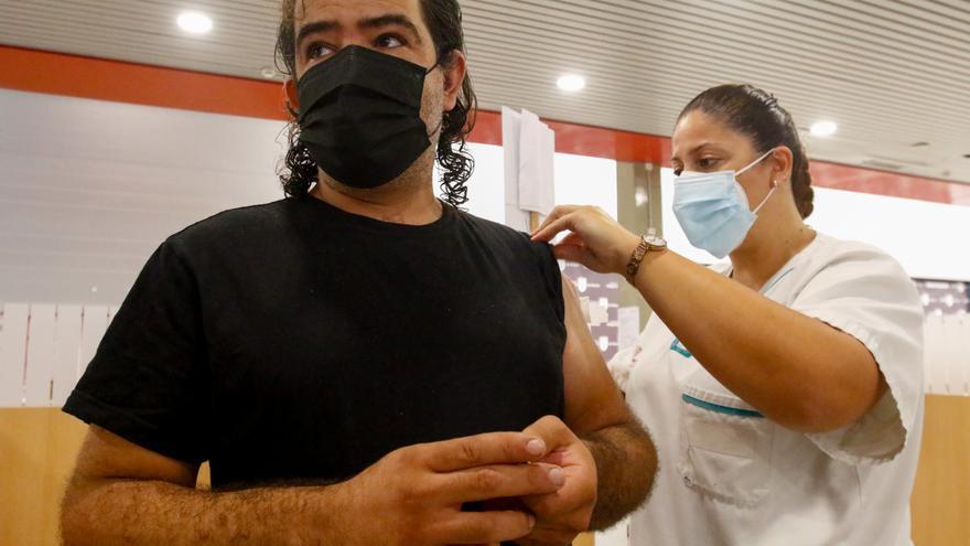 Arranca la vacunación libre y sin cita en Fexdega