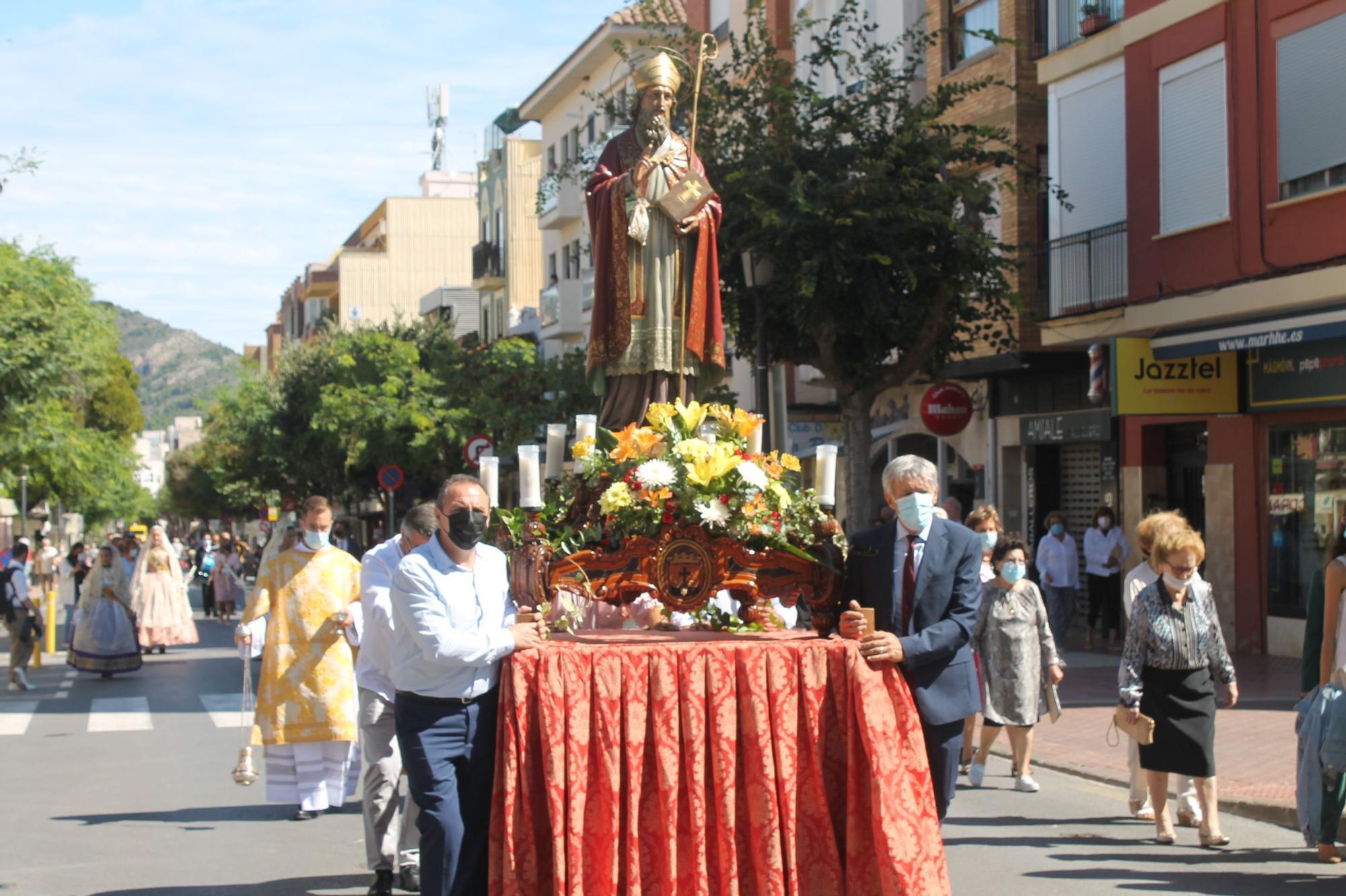 Benicàssim muestra su fervor por Santo Tomás de Villanueva