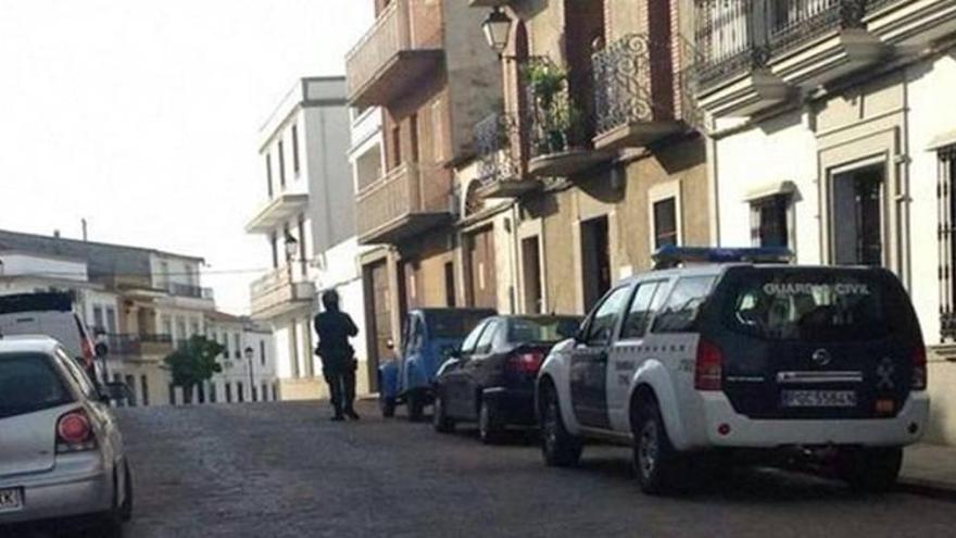 La Guardia Civil detiene en Hinojosa al presunto autor de un apuñalamiento en Osuna