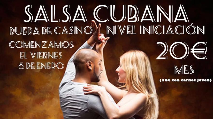 Salsa Cubana: Nivel iniciación