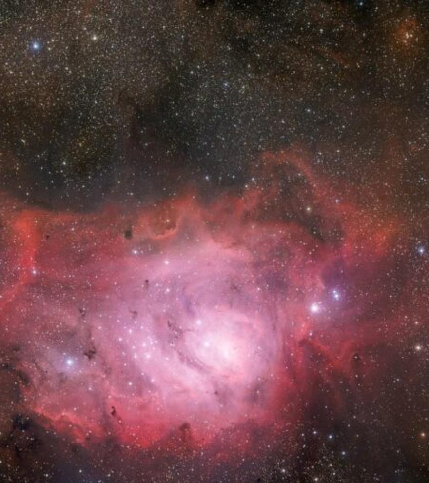 Encuentran parte de la materia perdida de las galaxias