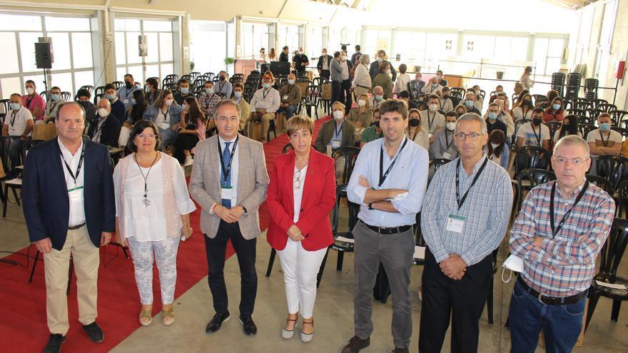 Las jornadas técnicas vitivinícolas de Moriles atraen a más de 180 participantes