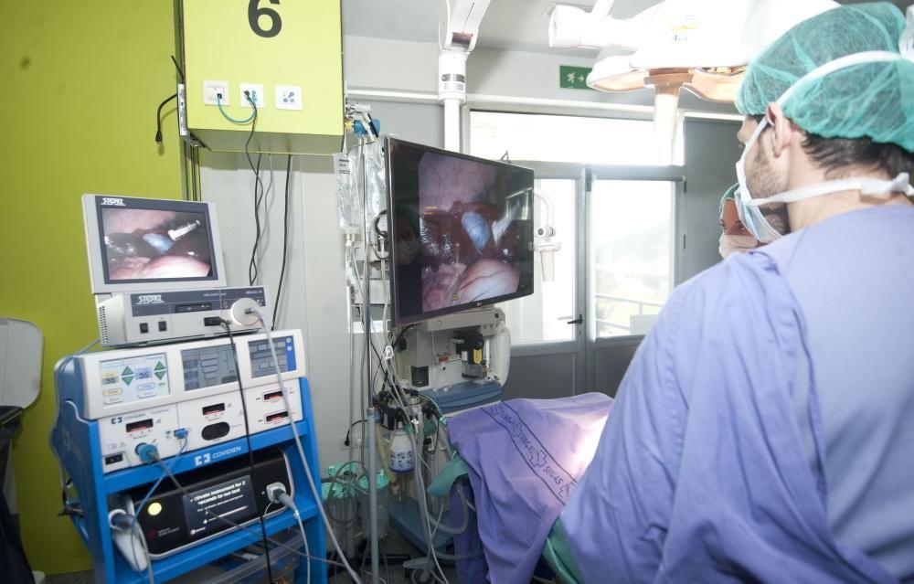 A Coruña forma a los cirujanos del futuro