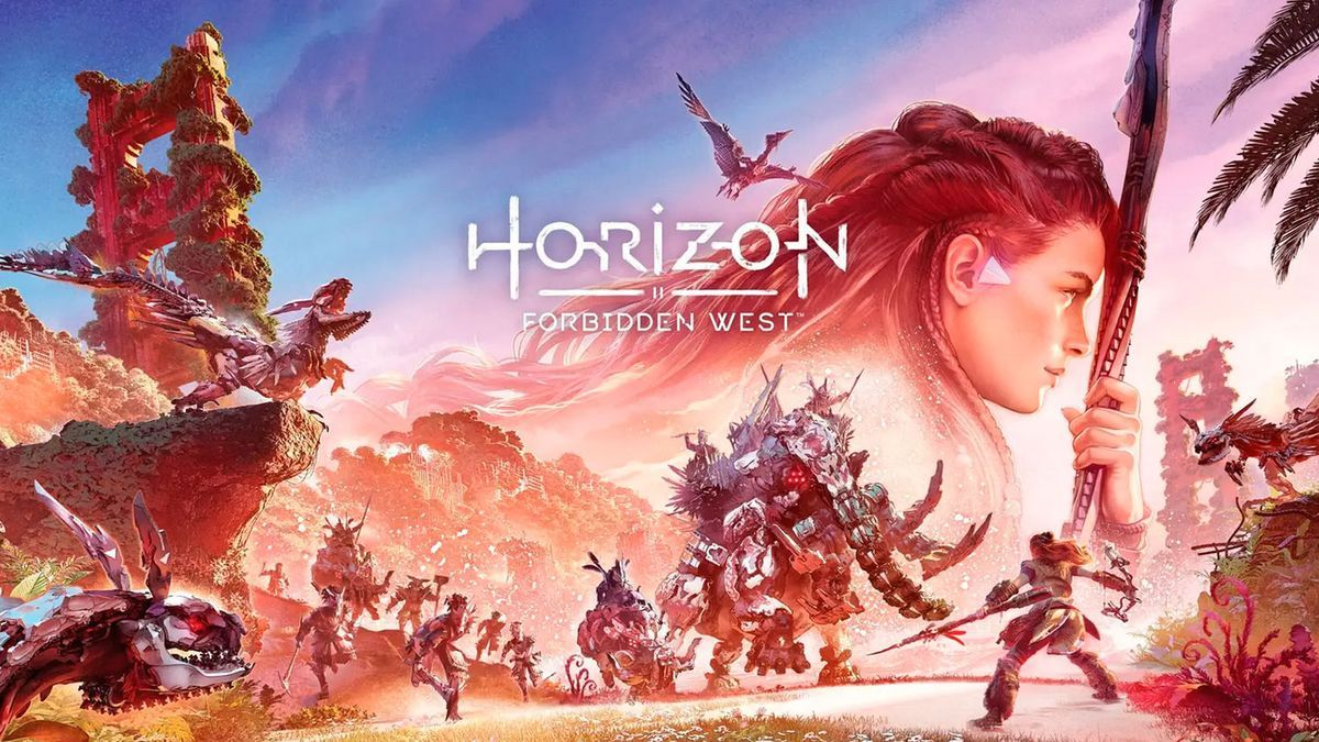 'Horizon Forbidden West'.