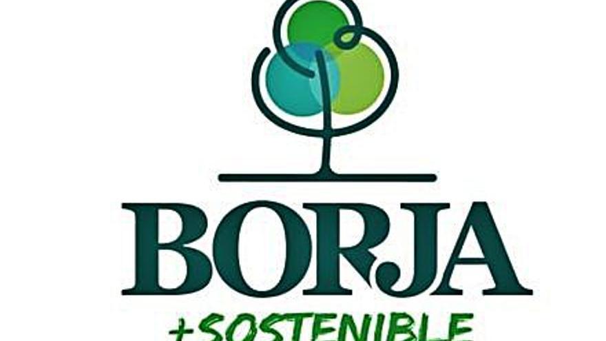 El proyecto 'Borja +Sostenible' tiene logotipo