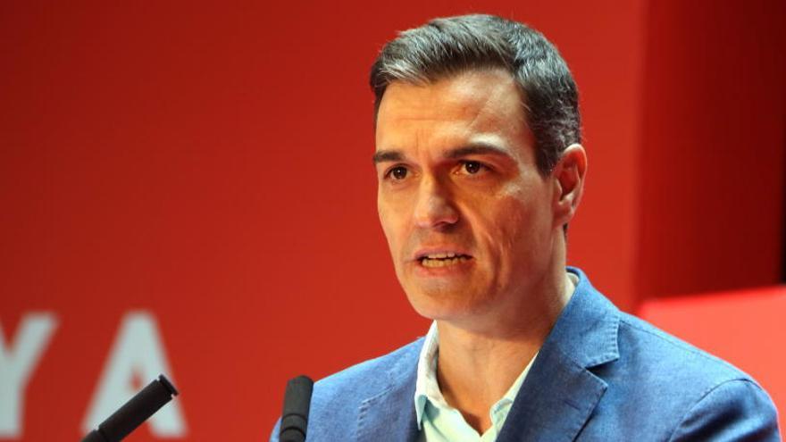 Sánchez demana valentia als líders independentistes per reconèixer que la independència no és possible