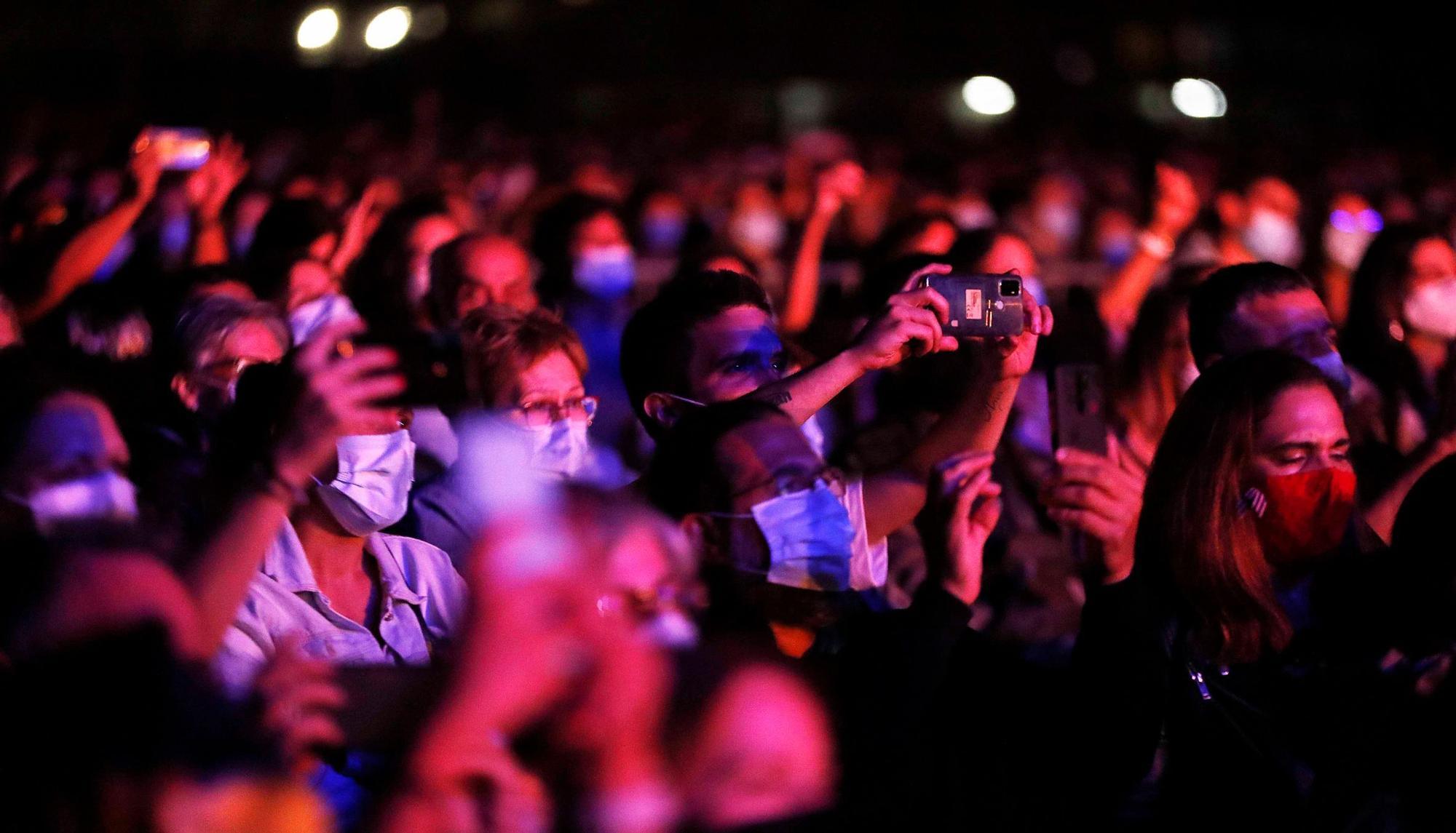 Amaral en Vigo: las mejores imágenes del concierto