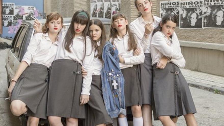 'Las niñas' y 'Antidisturbios', candidatas a los VIII Premios Platino
