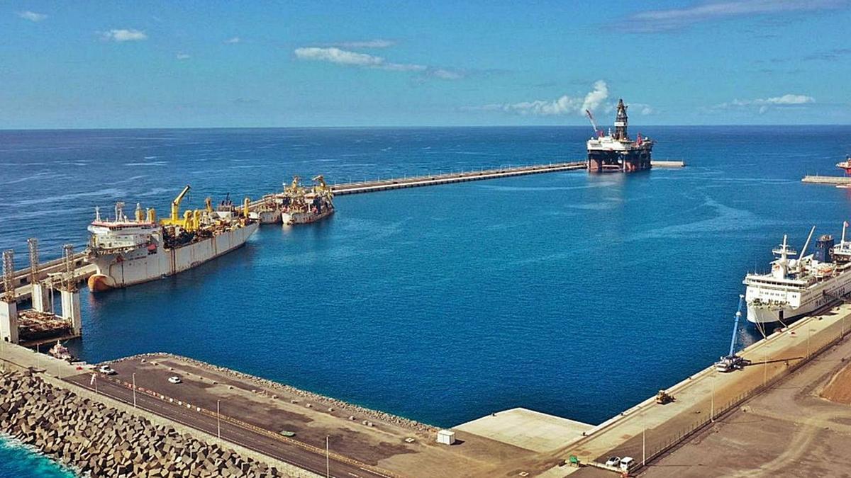 Puerto de Granadilla.