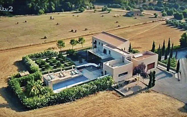 Se vende la casa mallorquina del famoso reality británico Love Island
