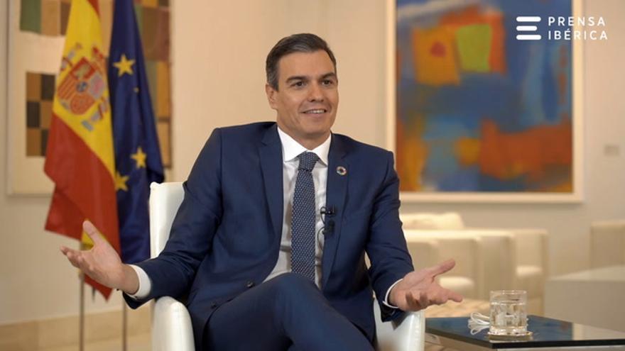 Entrevista con Pedro Sánchez -- Economía