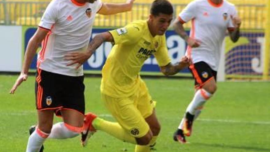El Villarreal B iguala su peor arranque liguero en Segunda B