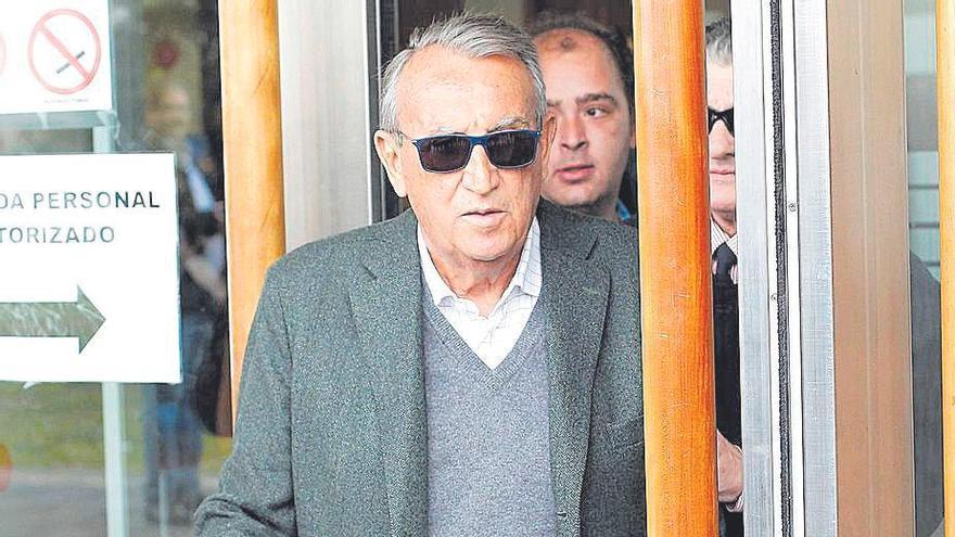 El juez acusa a Carlos Fabra de ocultar bienes para no pagar a Hacienda