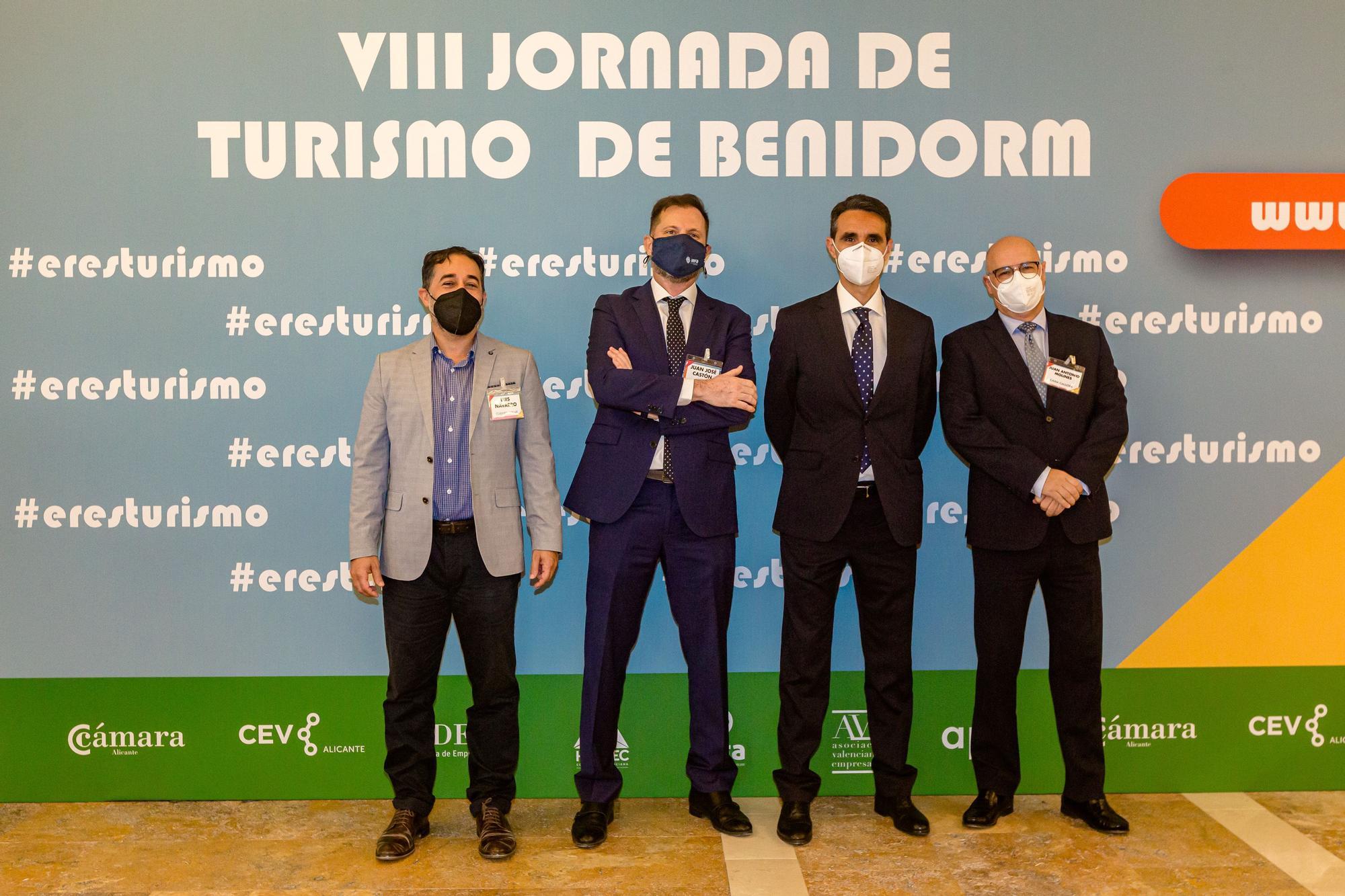 Empresarios y directivos defienden el turismo como motor clave para la recuperación