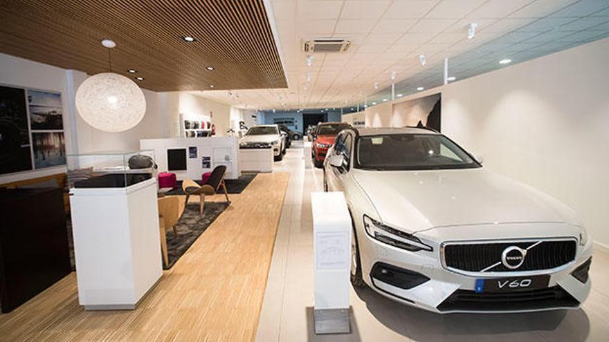 Visita el nuevo concesionario de Grupo Paredes en Elche y hazte con un Volvo