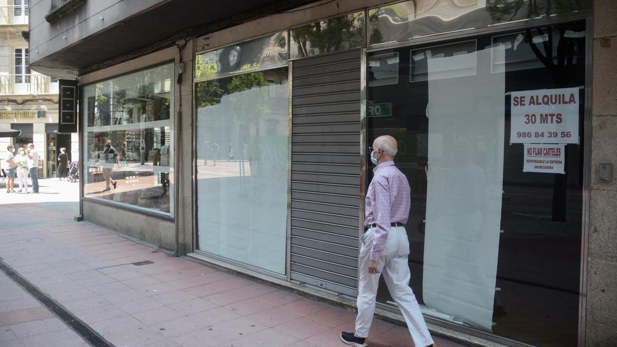 Venta de locales comerciales en mayores de 65 años.