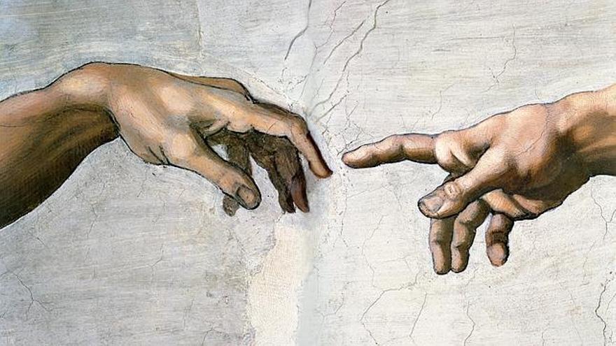 ...Y Dios creó al hombre