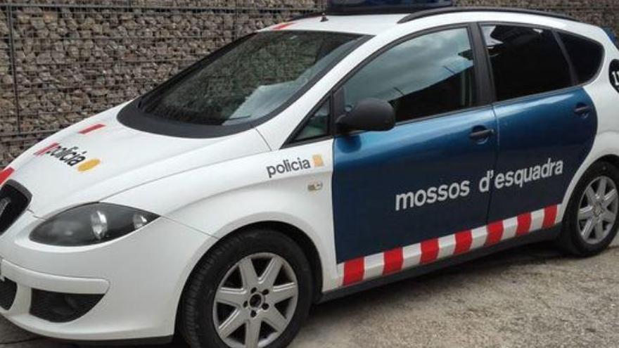 Interior investiga l'anunci d'un cotxe de Mossos logotipat en una web de segona mà