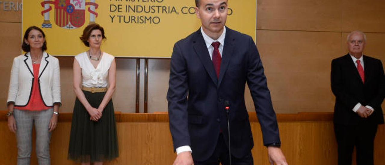 Héctor Gómez se hace cargo de la direcciópn general de Turespaña.
