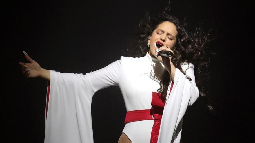 Rosalía anuncia una nueva canción, 'KLK', una colaboración con Arca