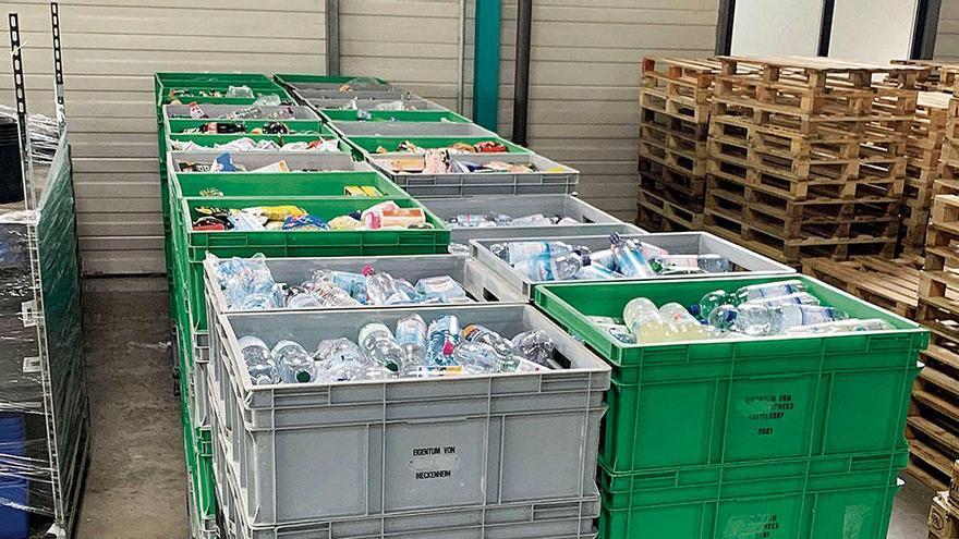 Berliner Start-up schafft Tonnen von Hilfsgütern nach Mallorca