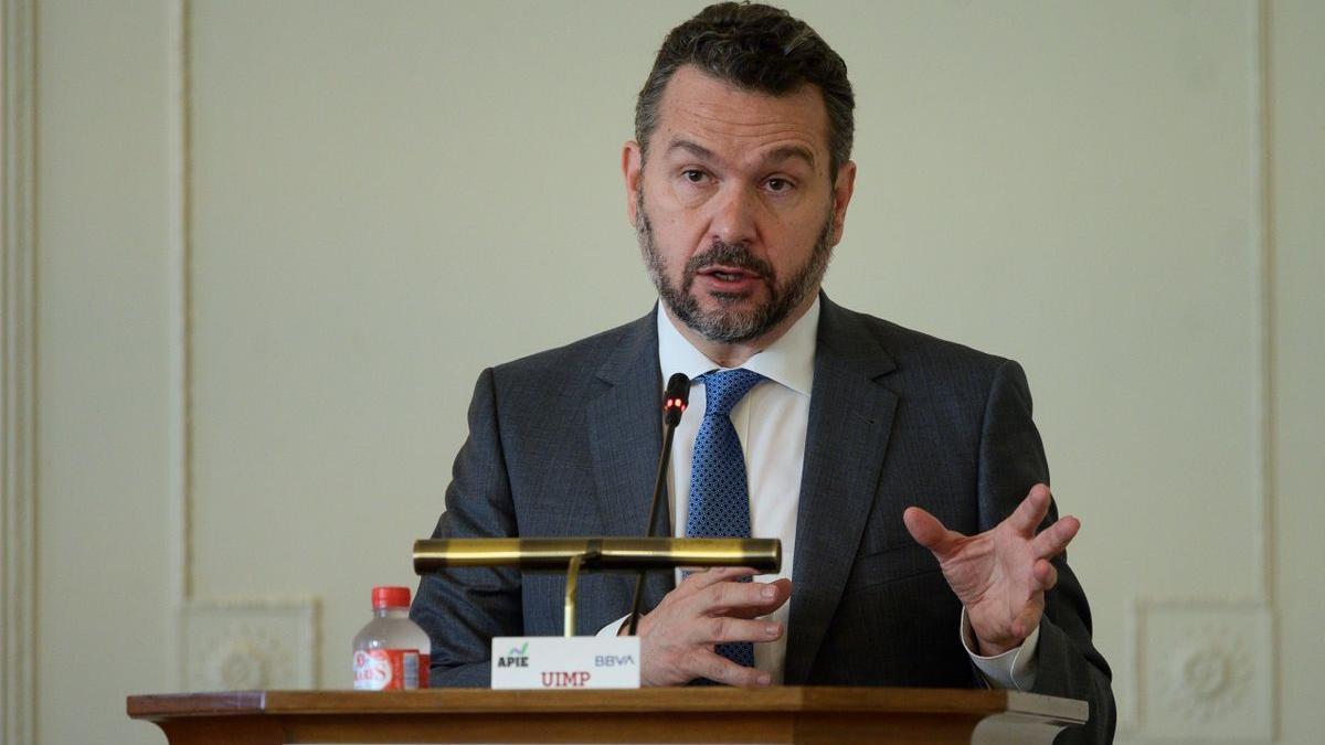 El presidente de la CNMV, Rodrigo Buenaventura.