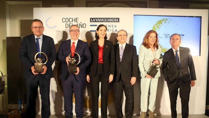 """El Seat Tarraco recibe el premio 'Coche del Año de los Lectores 2020' de Prensa Ibérica y """"La Vanguardia"""""""