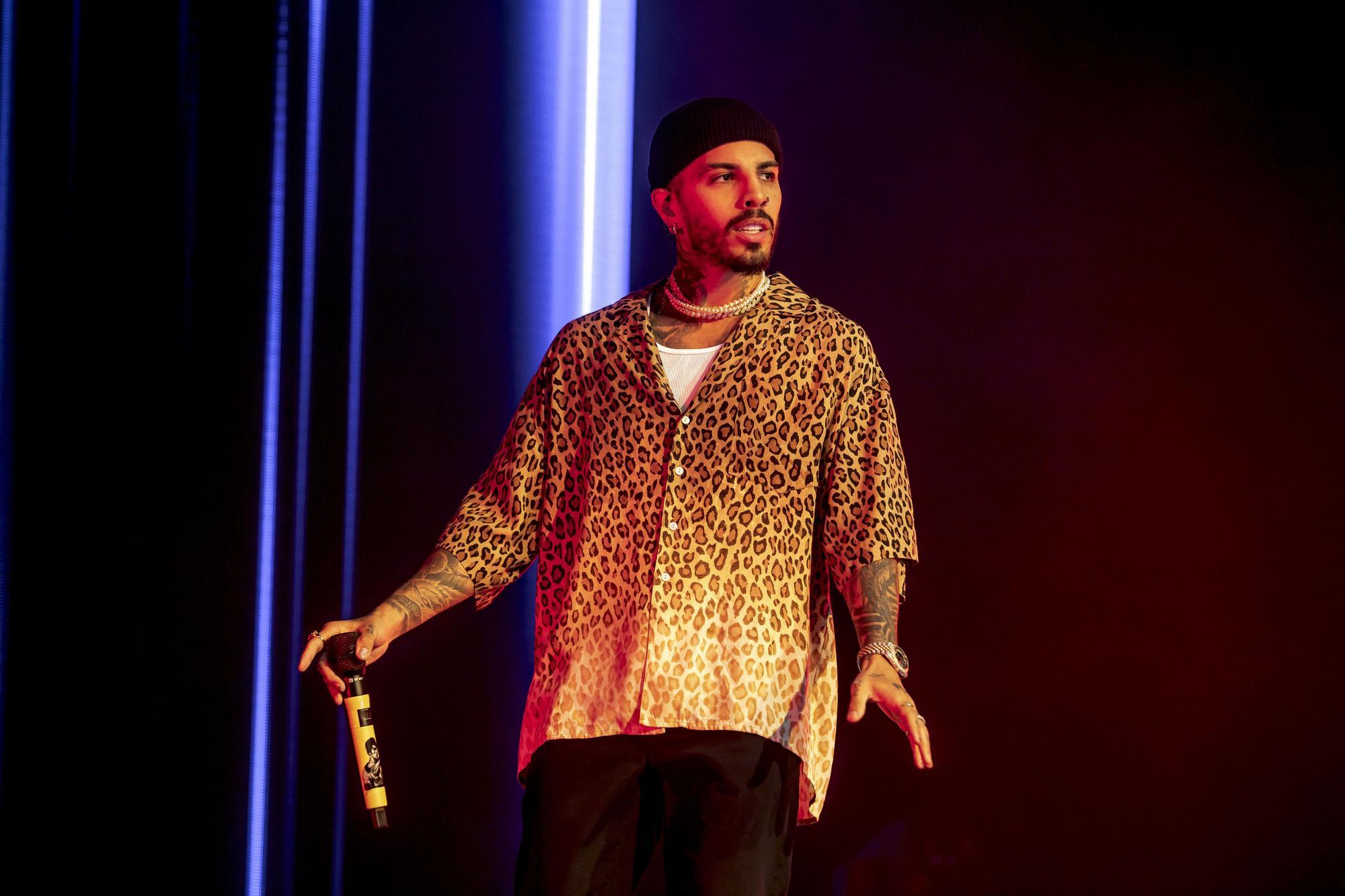 Rauw Alejandro, el primer concierto con 5.000 personas