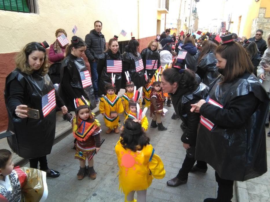 Carnaval chupetines Toro