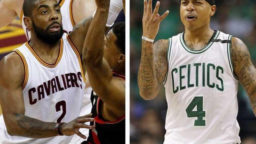 Celtics y Cavaliers encienden el mercado