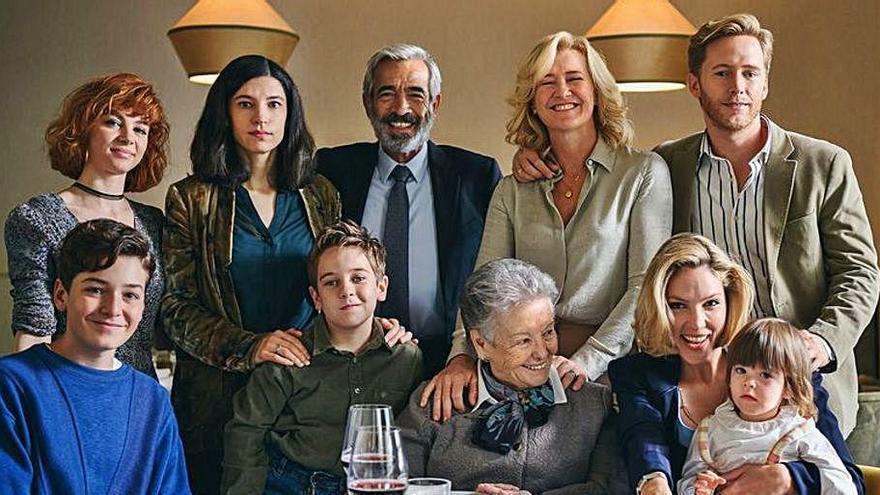 'Cuéntame' inicia el rodaje de su 21 temporada, que recrea los 90
