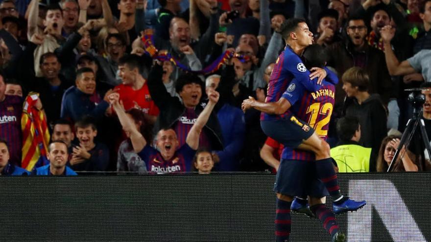 El Barça també sap guanyar sense Messi (2-0)