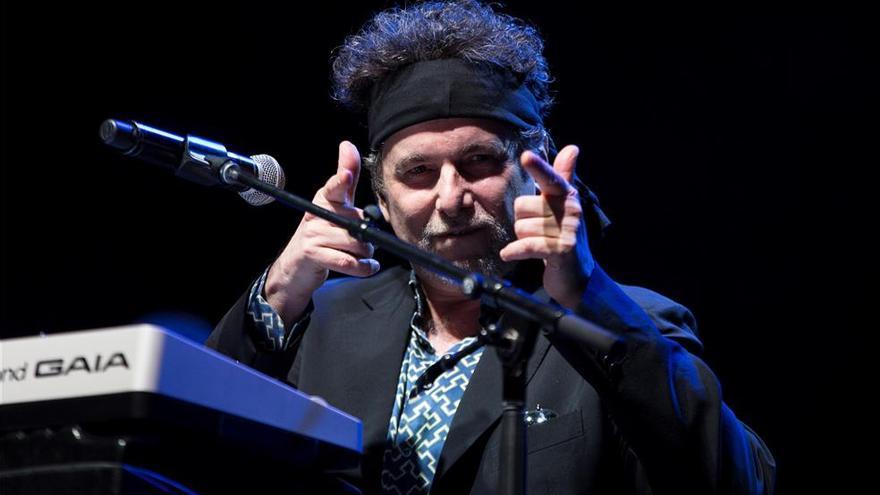 Andrés Calamaro suspende su concierto en Córdoba