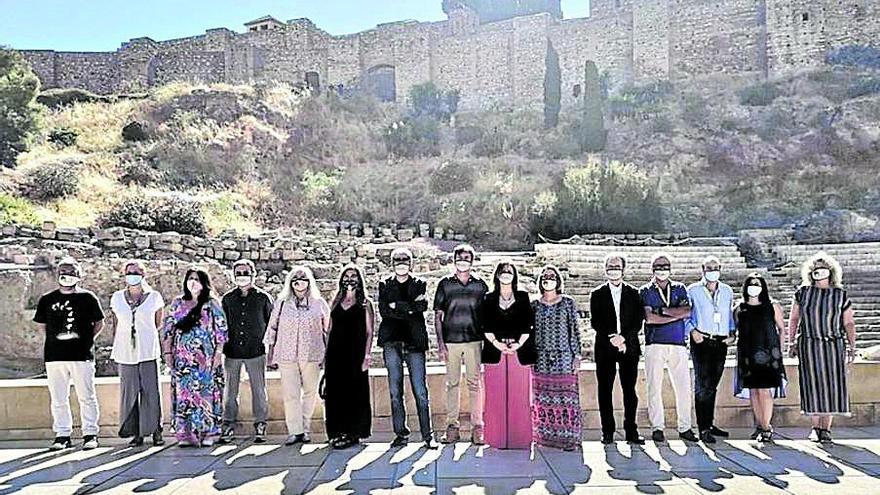 Puesta de largo de la Academia de Cine de Andalucía
