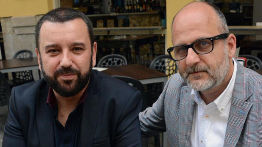 """Félix Sabroso: """"Nuestra vida  forma parte de nuestro cine"""""""