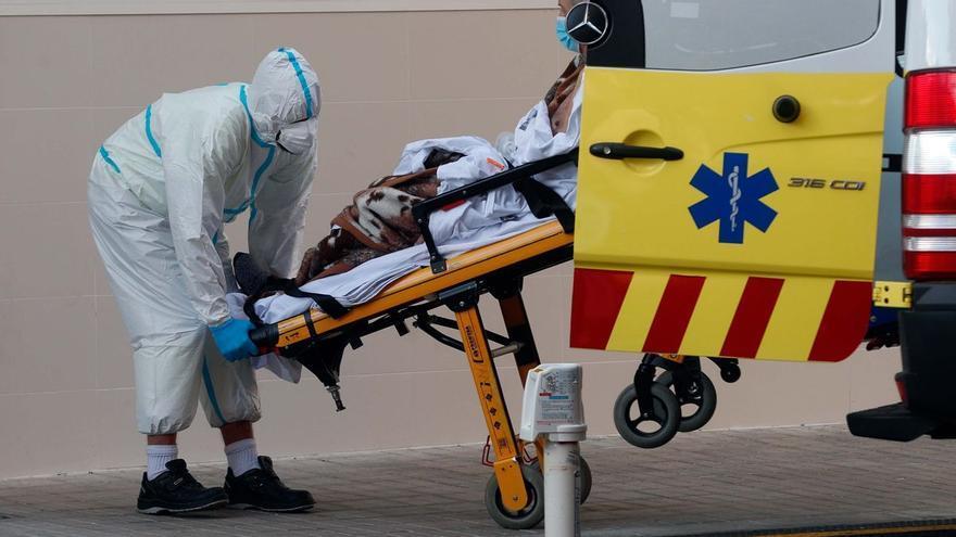 Los fallecidos por covid serán enterrados o incinerados sin que transcurran más de 24 horas de la muerte