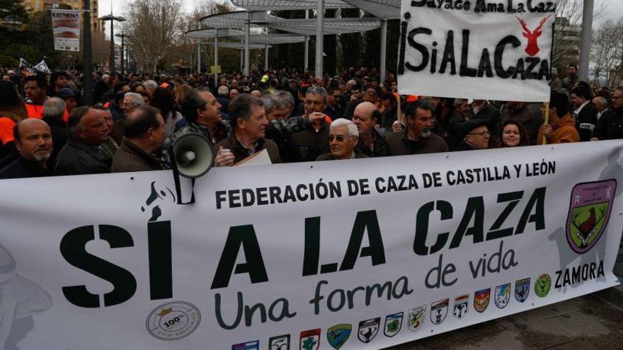 El Superior trasladará al Constitucional la Ley de Caza de Castilla y León