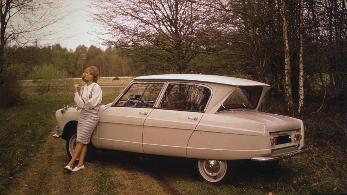 Citroën Ami 6: la historia de la icónica berlina que marcó la década de 1960
