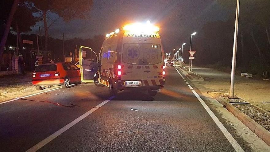Reiterin erliegt nach Verkehrsunfall bei Can Picafort ihren Verletzungen