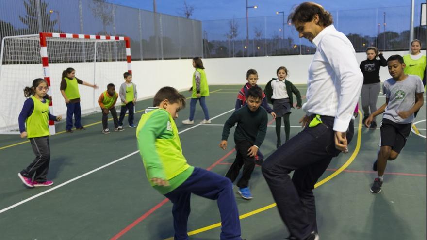 La Fundación Rafa Nadal creará en Madrid un centro de atención a víctimas del coronavirus