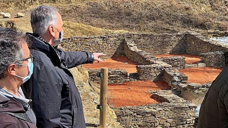 Llívia redacta un nou projecte per continuar les excavacions al Fòrum