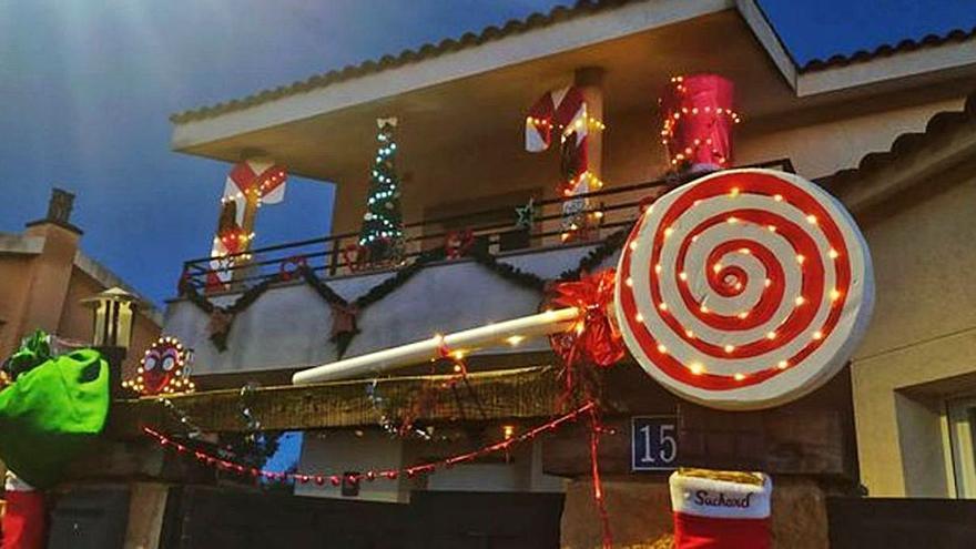 Moraleja entrega los premios del concurso de decoración navideña