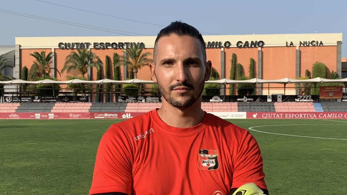 El Lorca Deportiva también cambia de portero
