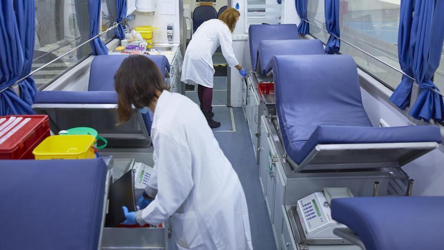 Reino Unido modifica su legislación para facilitar la donación de sangre de gays